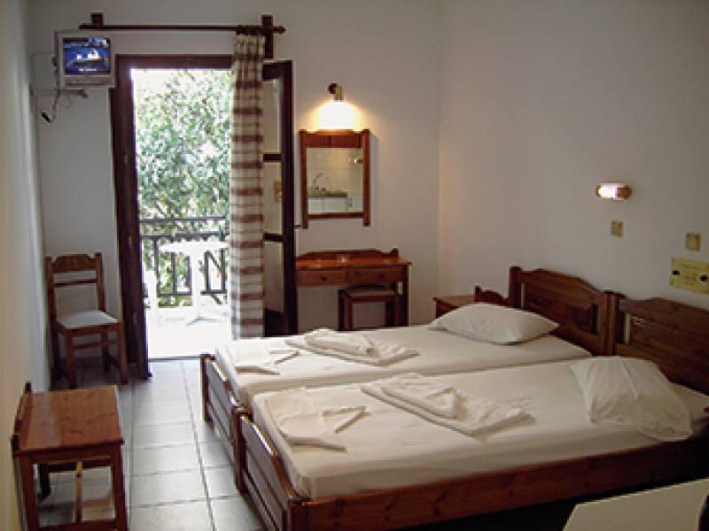 Hotel Golden Sun - Kokkari - Samos